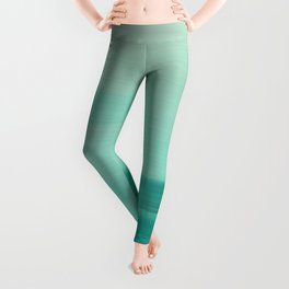 """Abstract Ocean Porstroke (Pattern)"" Leggings"