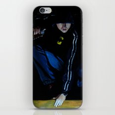 WHY SO SERIOUS iPhone & iPod Skin