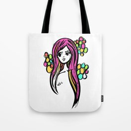 Page Five Tote Bag