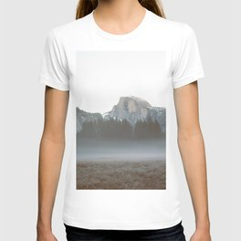 Morning Mist, Yosemite T-shirt