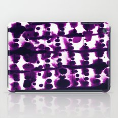 Parallel Purple iPad Case