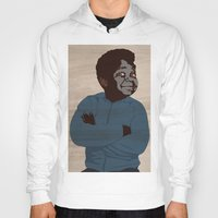 arnold Hoodies featuring Arnold by alkoipa