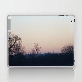 Sunset over Bedfordshire Laptop & iPad Skin