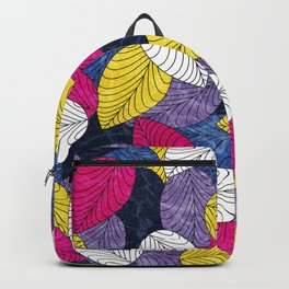 Let the Leaves Fall Backpack