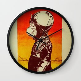 Ursus of the Apes Wall Clock