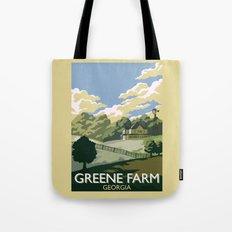 Greene Farm, GA / The Walking Dead Tote Bag
