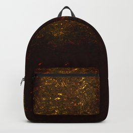 Luxury glowing red Backpack