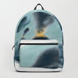 Vulcano Blues Backpack