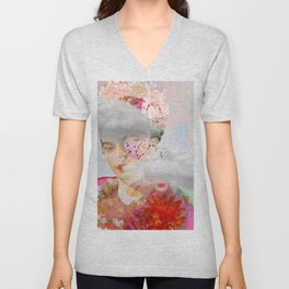 The essence of Frida Unisex V-Neck