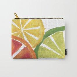 Citrus Carry-All Pouch