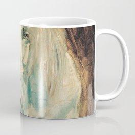 Henri De Toulouse Lautrec - The White Horse Gazelle Coffee Mug