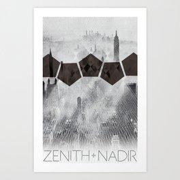 Z+N  Art Print