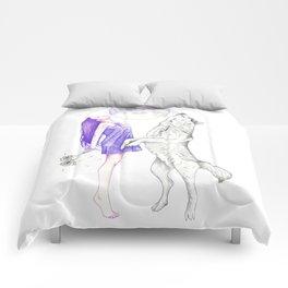 Moon Dance Comforters