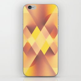 Fall Deco iPhone Skin