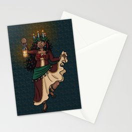 December Fairy Stationery Cards