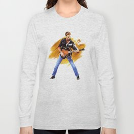 Gotta Have Faith! #wham Long Sleeve T-shirt