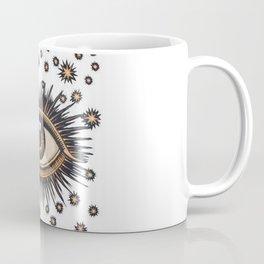 Vintage Eye Coffee Mug