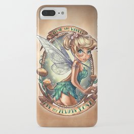 Those Who Wander Are Not Always Lost iPhone Case