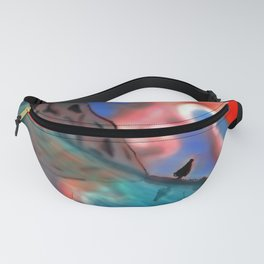 Sunrise in the Mountains Fanny Pack