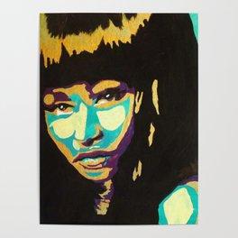Nicki M Poster