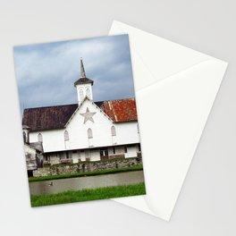 Star Barn Stationery Cards