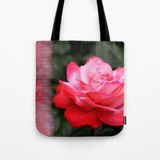 Letter from a Rose Tote Bag