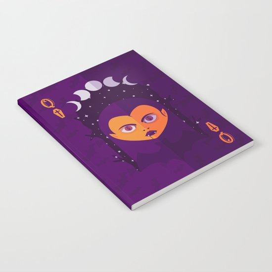 Queen V Notebook