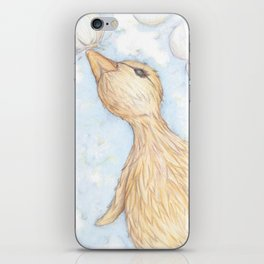 Duckie iPhone Skin