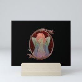 Zero Two Darling Mini Art Print