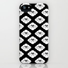 All-seeing eyes iPhone Case