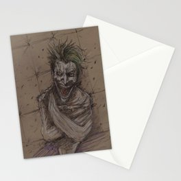 Face of Maddness Stationery Cards