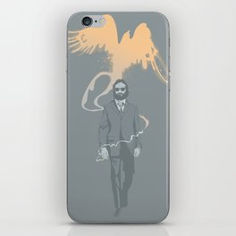 Out of the ashes arose a Phoenix iPhone Skin