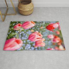 Keukenhof Tulips - Amsterdam Rug