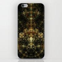 matrix iPhone & iPod Skins featuring Matrix by Eli Vokounova