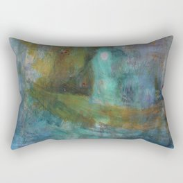 Pay Your Debts And Do Not Cross The Water Again Rectangular Pillow