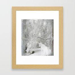 celsius Framed Art Print