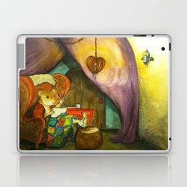 Home in the Cozy Caravan Laptop & iPad Skin