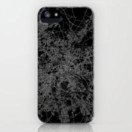 Berlin map iPhone Case