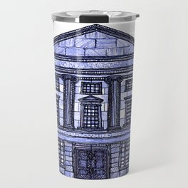 Shrewsbury Museum and Art Gallery, Blue Travel Mug