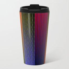 Carlos Cruz-Diez Fanfic Travel Mug