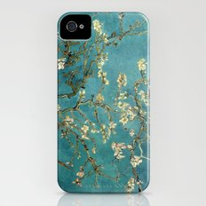 Van Gogh - Blossoming Almond Tree Slim Case iPhone (4, 4s)