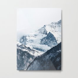 Mountains 2 Metal Print