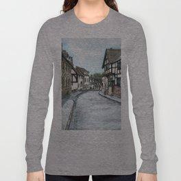 Mill Street North, Warwick U.K. Long Sleeve T-shirt