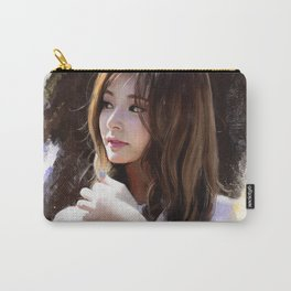 Portrait of Tzuyu Carry-All Pouch