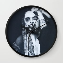 Alice and friend Wall Clock