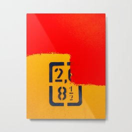 CARGO Metal Print