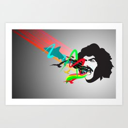 """Taste the Rainbow"" Art Print"