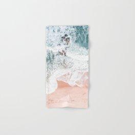 Sands of Coral Haze Hand & Bath Towel