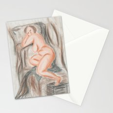 Exhaustion Stationery Cards