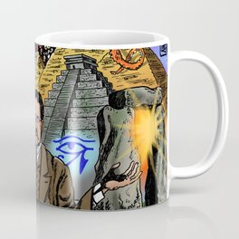 Charles Fort - Fortean Coffee Mug